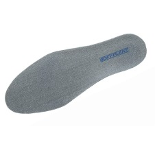 Lined long silicone insole without retrocapital support - PL755F (ref. 121)