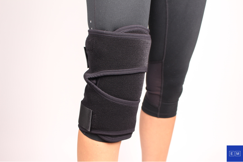 NEW: Rafys Cold ijsbandage Knie