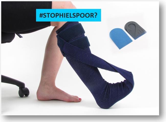 BLESSURES: Stop HIELSPOOR