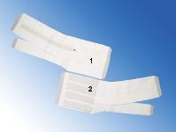 Rafys SI/SDA Zwangerschapbrace Meegroei 22,5 cm (twee delen)