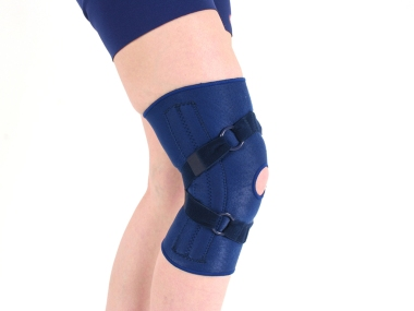 Kniebrace met 2 kruisbanden