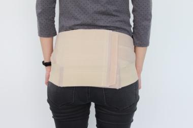 Rafys Zwangerschapsbrace Meegroei 22,5 cm beige